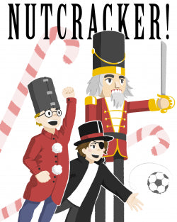Load image into Gallery viewer, Nutcracker!