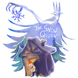 Load image into Gallery viewer, The Snow Queen