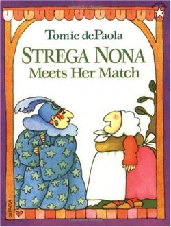 Load image into Gallery viewer, Strega Nona Meets Her Match
