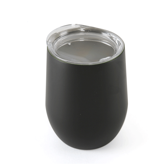 Vaso Térmico Acero Inoxidable 12 oz ideal para vino modelo Egg