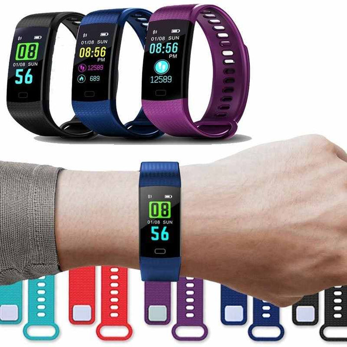 Smart Band Watch Reloj Pulsera Inteligente Y5 Color Ip 67 - enjoy2shop-store