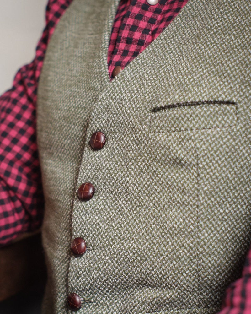 Thread Theory Belvedere Mens Waistcoat