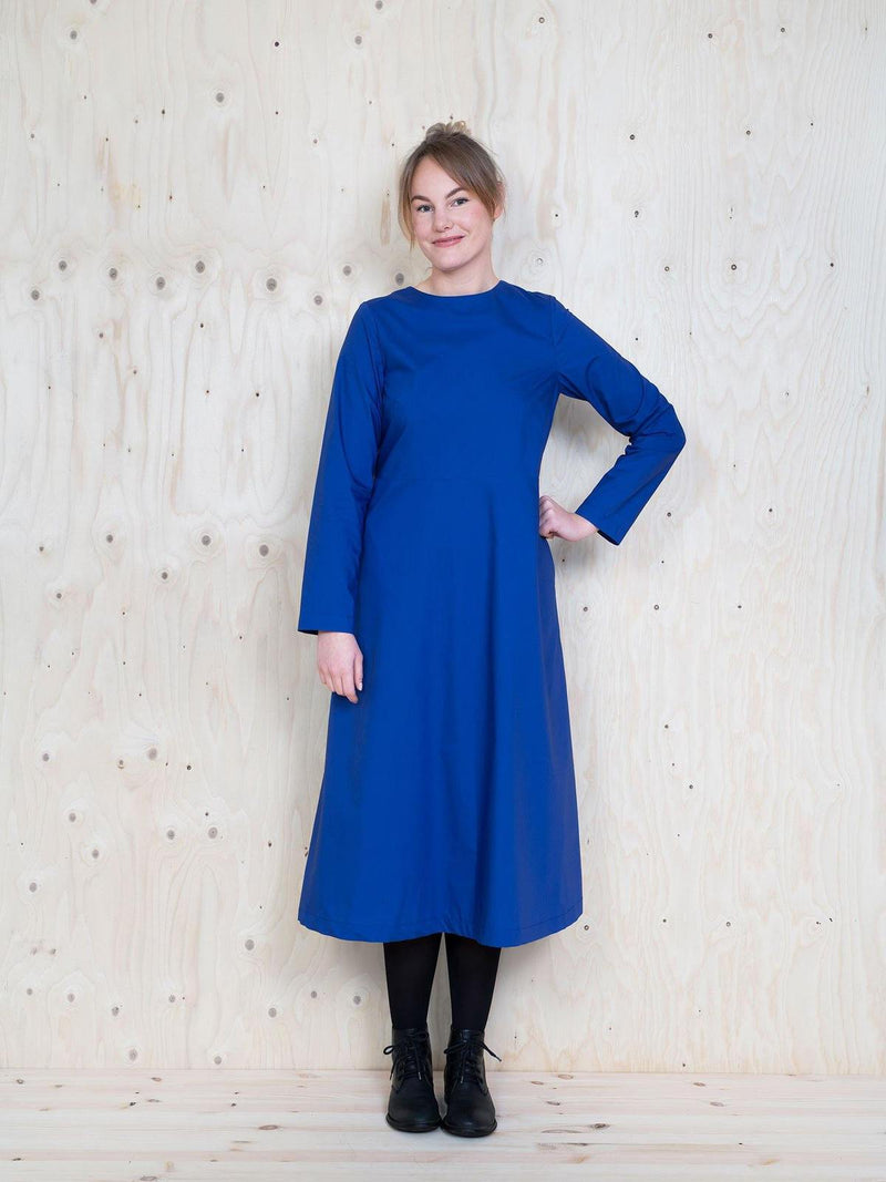 The Assembly Line - Multi-Sleeve Midi Dress