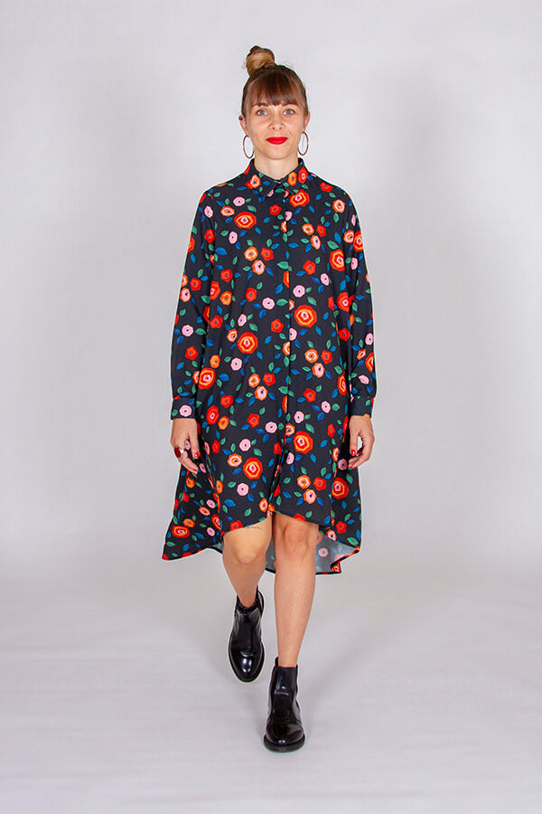 I Am Patterns, Irma Shirt and Dress