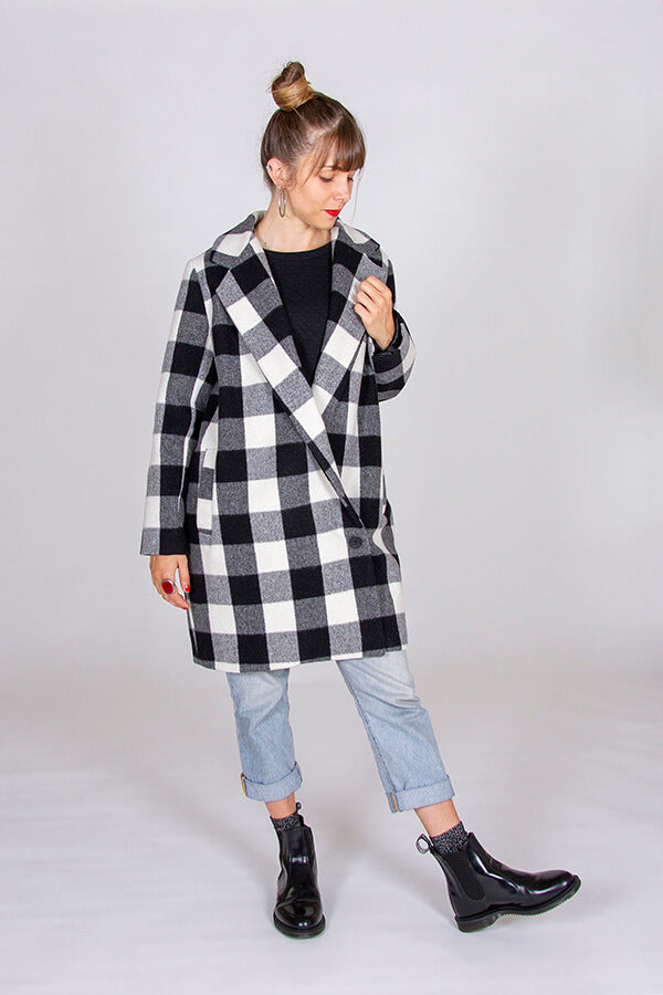 I Am Patterns, Merlin Coat