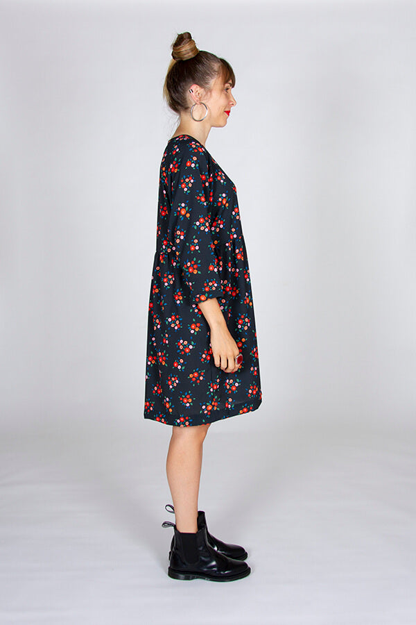 I Am Patterns, Cassiopee Dress