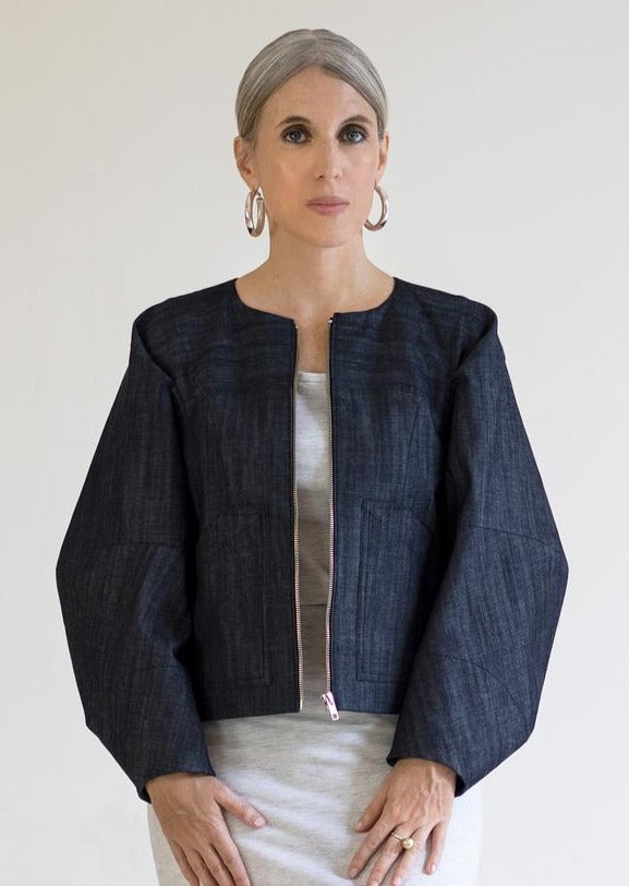 Pattern Fantastique - Falda Jacket