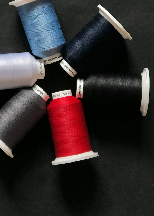 Gutermann Miniking Overlocker and Universal Thread