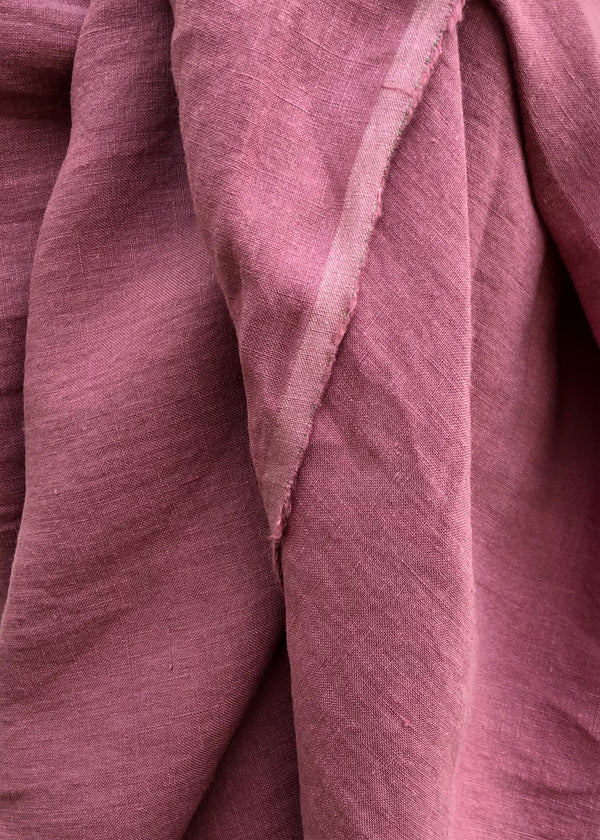 Maison Washed Linen - Rose Dust