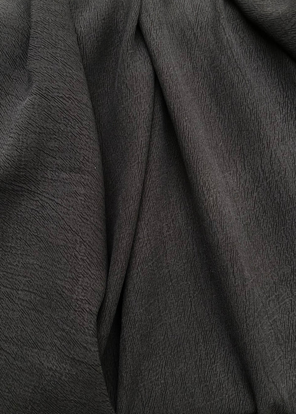 Tencel Rayon Flint Black