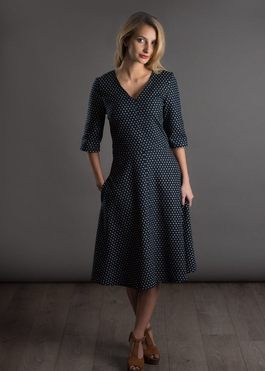 The Avid Seamstress - The A-Line Dress