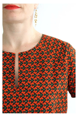 I Am Patterns, Jain Top and Dress
