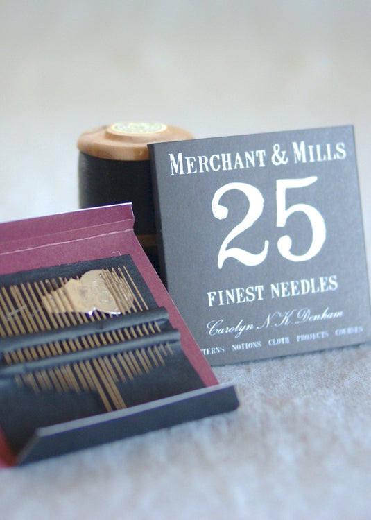 Finest Sewing Needles - 25