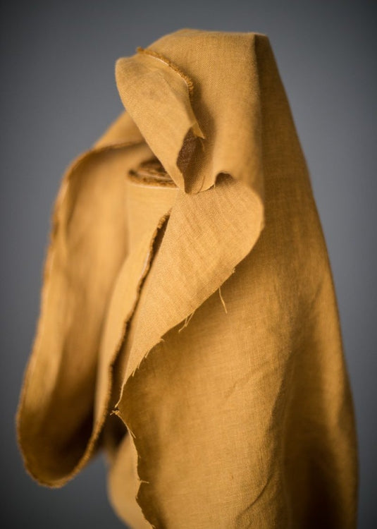 European Laundered Linen - Ginger