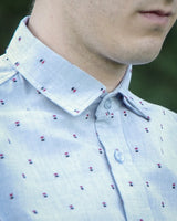 Thread Theory Fairfield Button Up Mens Shirt