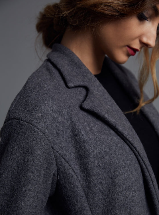 The Avid Seamstress - The Coat