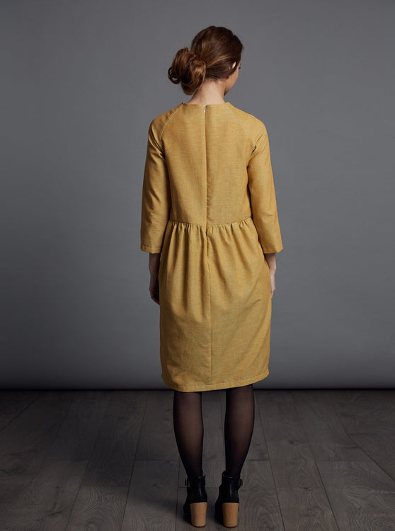 The Avid Seamstress - The Gathered Dress Adult