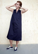 The Assembly Line - V Neck Dress