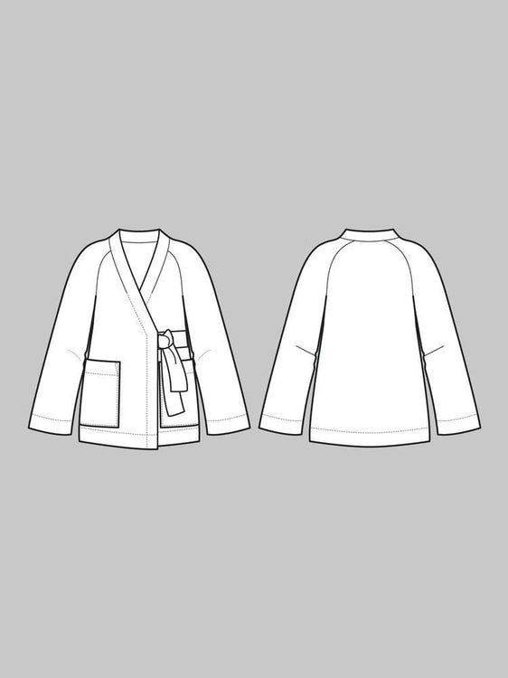 The Assembly Line - Wrap Jacket
