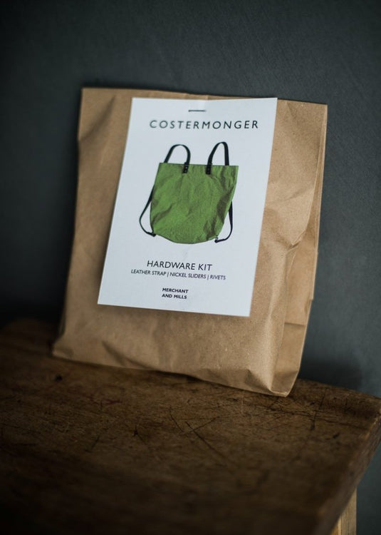 The Costermonger Hardware Kit - Nickel