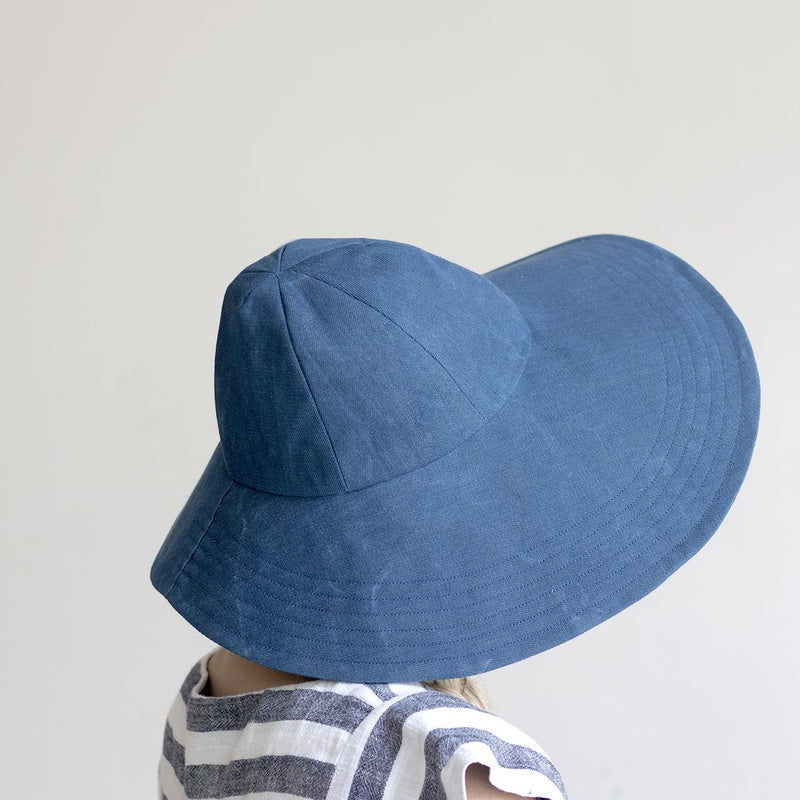Pattern Fantastique - Sulis Sun Hat