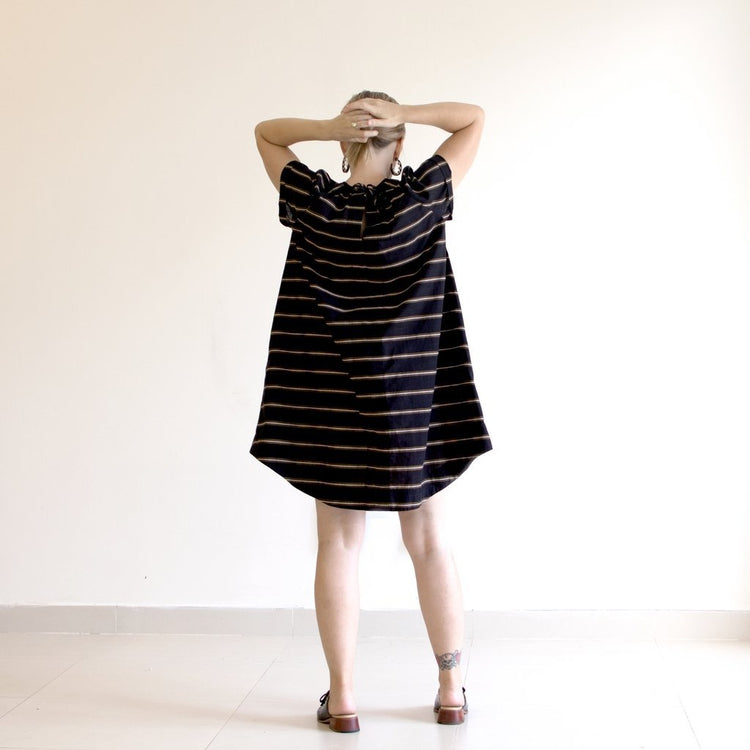 Pattern Fantastique - Calyx Smock and Top