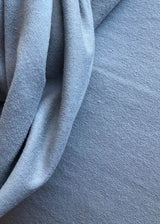 Organic Cotton/Elastane Jersey Knit -  Grey