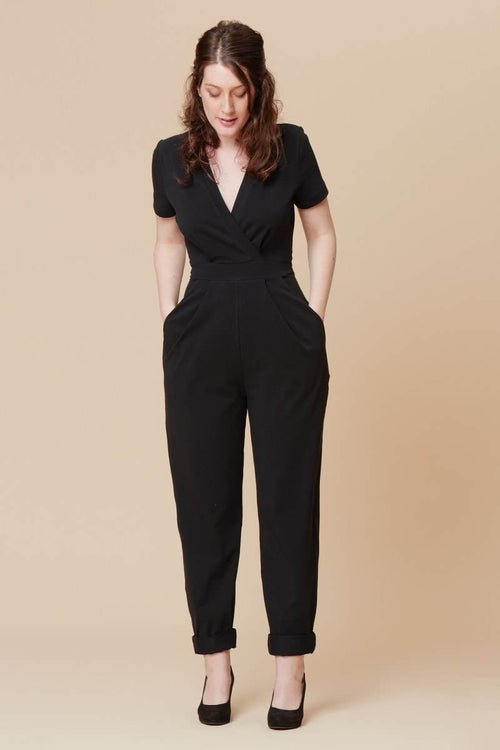 Deer and Doe Patterns - Sirocco Jumpsuit