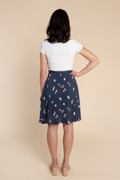 Closet Core Patterns Fiore Skirt