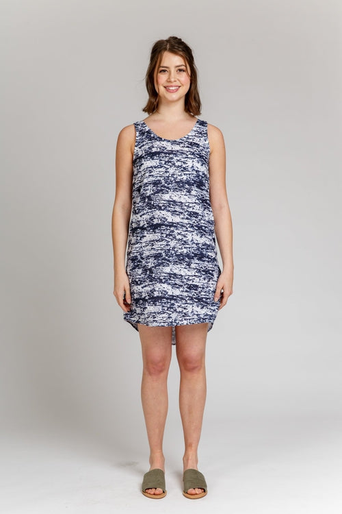 Megan Nielsen Eucalypt Dress and Top