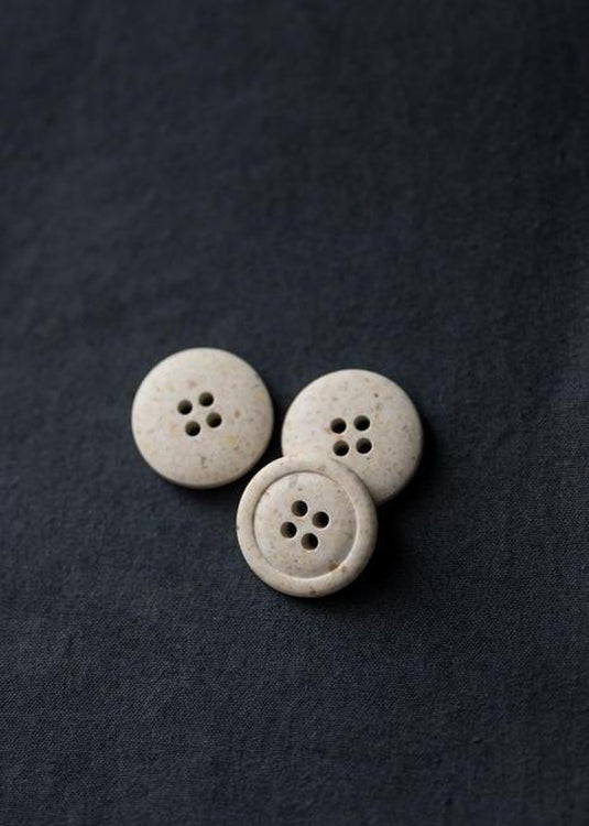 BIanco Button 20mm