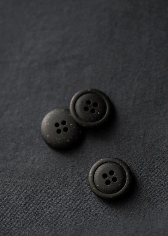 Nero Button 20mm