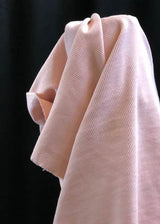 Cotton Rib - Dusky Pink