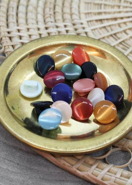 Swing Buttons - Various Colours. 10mm