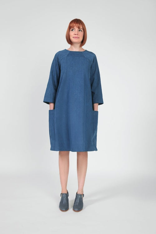 In The Folds. Rushcutter Dress