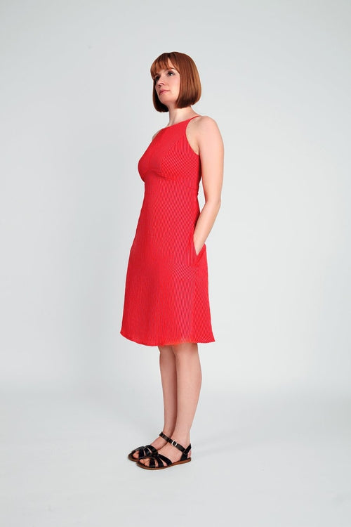 In The Folds. Acton Dress