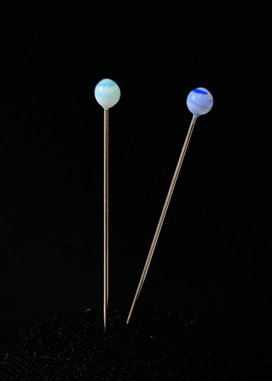 Tulip Aosora Glass Head Pins