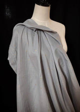 Cotton Double Gauze - Drift Grey