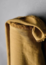 Tencel Linen Abbey Gold