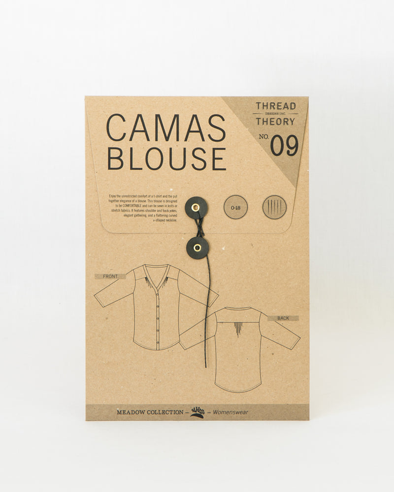 Thread Theory Camas Blouse