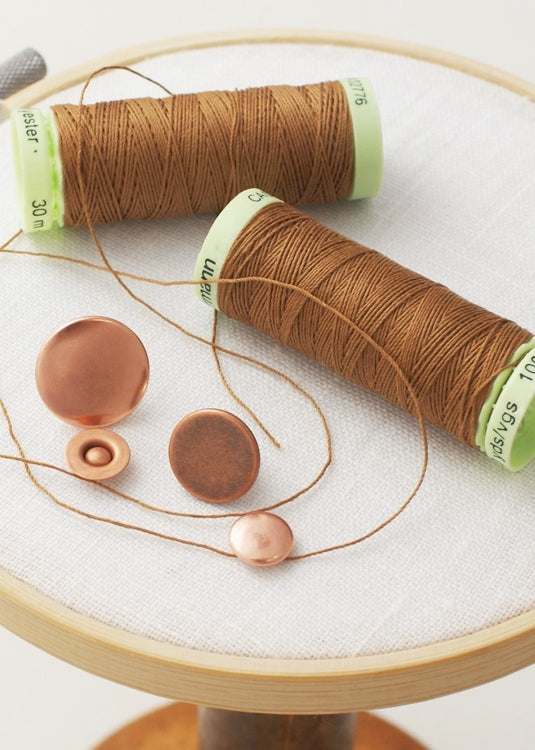 Gutermann Topstitching Thread - Copper