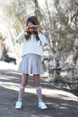 Megan Nielsen Mini Briar Sweater and Tee