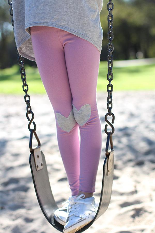 Megan Nielsen Mini Virginia Leggings