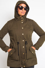 Closet Case Patterns Kelly Anorak