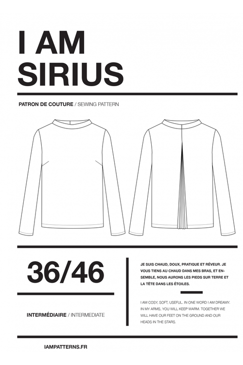 I Am Patterns, Sirius Top
