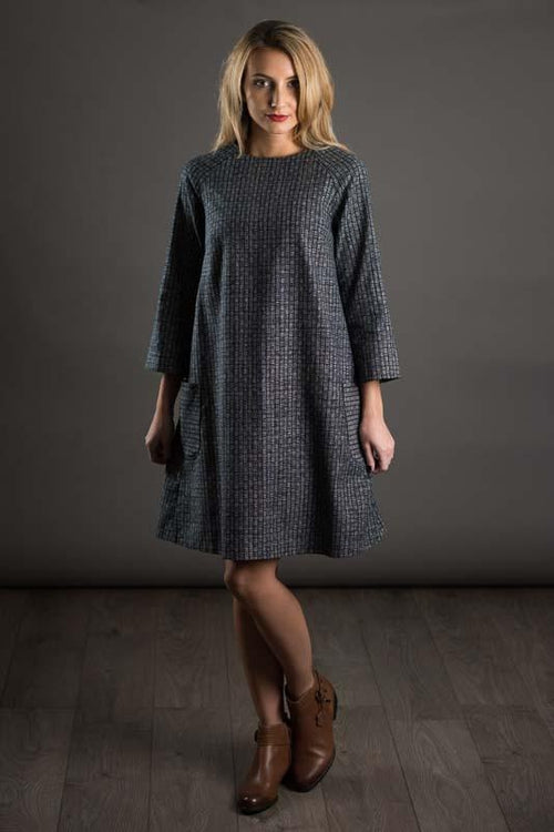 The Avid Seamstress - Raglan Dress and Top