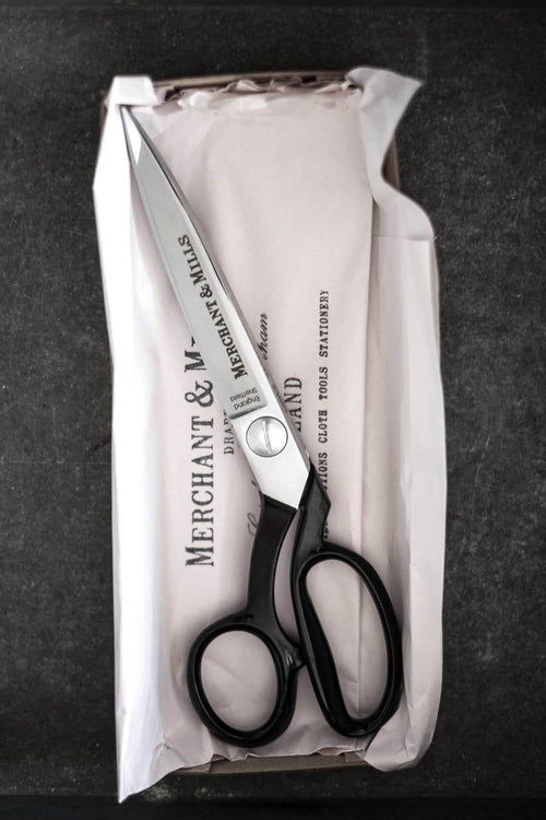 "Sidebent 10"" Tailor's Shears"