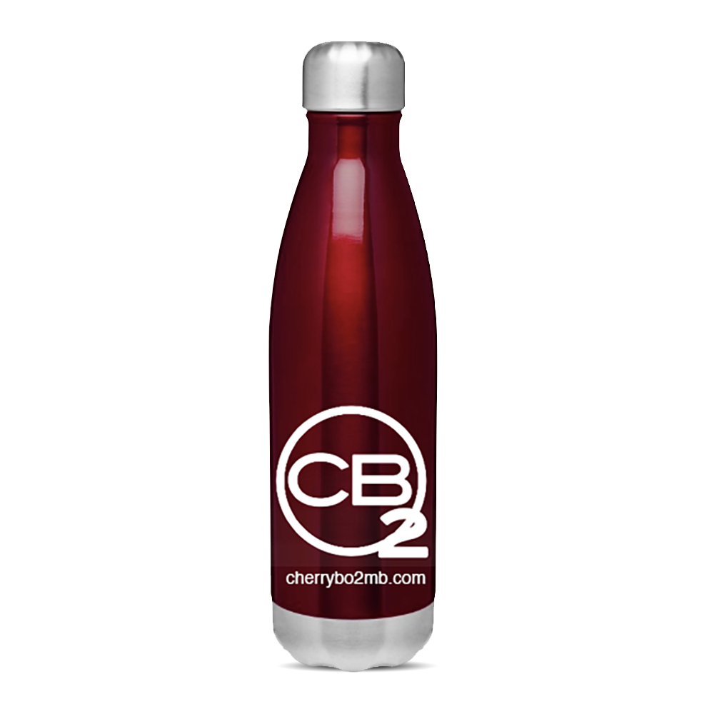 Cherry Bo2mb Bottle