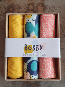 Burp Cloth Gift pack