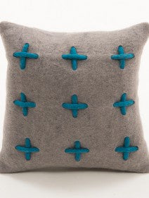 Small Grid Cushions